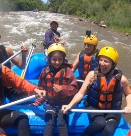 ¡Experiencia Rafting: imperdible!