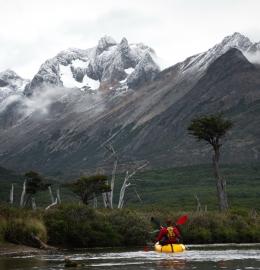 Experiencia PackRafting con Nacho - Ushuaia