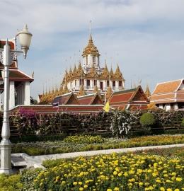 Mi experiencia en Bangkok
