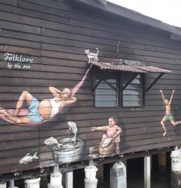 Penang, el imperdible de Malasia