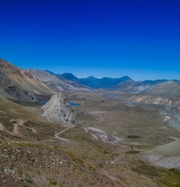 Valle Hermoso, un paraíso escondido en Mendoza