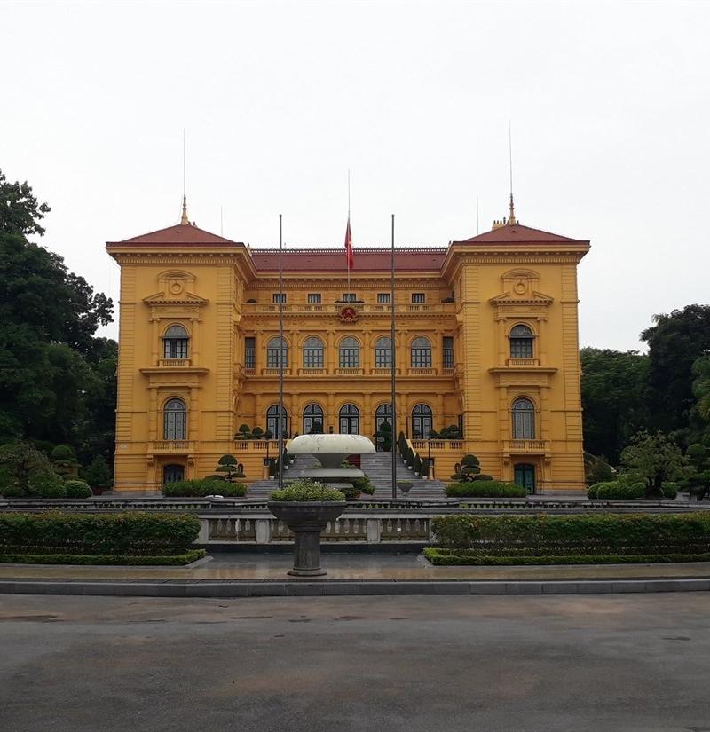 Un paseo por Hanoi