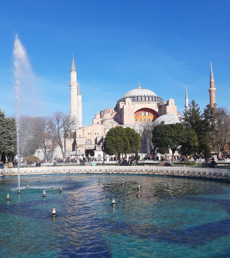 Recorriendo Estambul – Turquía
