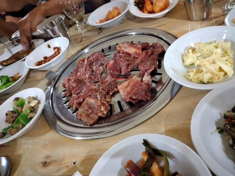 Comida Coreana en Baires