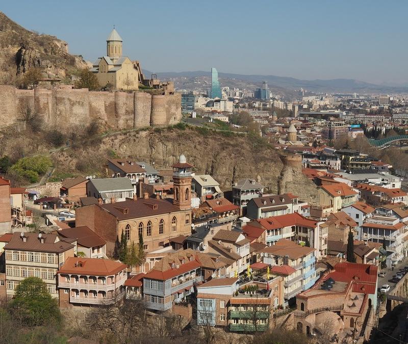 """Tiflis, la ciudad que enamora """"Georgia"""""""